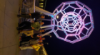 AIChE visits the Buckyball sculpture in San Francisco