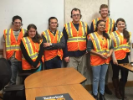 AIChE Tours Unifrax Manufacturing Facility