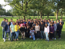 UB CBE's Graduate Student Association Fall welcome back picnic