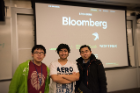 Students at UB Hacking '14, November 7, 2014. Photo credit: Ken Smith
