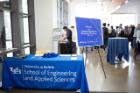 Nearly 300 students participated in the Fifth Career Perspectives and Networking Conference, held in Davis Hall on UB's North Campus.
