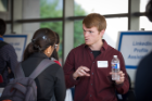 Images from the third annual Career Perspectives and Networking Conference.