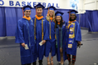The 2018 SEAS Spring Undergraduate Commencement Ceremony took place on May 19 at Alumni Arena.