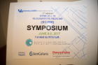 1st Annual Stem Cells in Regenerative Medicine Symposium.