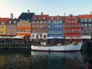 Nyhavn, Denmark - Photo by Alexander Young (Environmental Engineering)