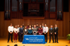 Aerospace engineers inducted into the Order of the Engineer.