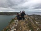 Students visited Worm's Head, part of the Gower Peninsula in South Wales. The visit was part of UB's School of Engineering and Applied Sciences - Swansea Study Abroad program.