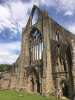 Tintern Abbey is the was the first Cistercian foundation in Wales, and only the second in Britain (after Waverley Abbey).