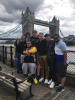 The students visited the Tower of London as part of UB's School of Engineering and Applied Sciences - Swansea Study Abroad program.