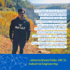 Atharva Manoj Patke is graduating with a master's degree in industrial engineering.