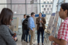 Students and Faculty at the MAE Graduate Poster Competition