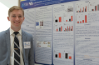 Cullan Donnelly studied the effect of HSP60 inhibition in neuroendocrime-like prostate cancer for his project in Roswell Park Cancer Institute's Summer Research Experience Program in Cancer Science.