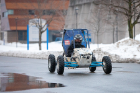 The vehicles and teams are then challenged over a four-day event that includes a design presentation to judges from industry, and maneuverability and performance courses, along with a four-hour endurance race.