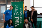 M&T Bank served as a gold level sponsor for the event.