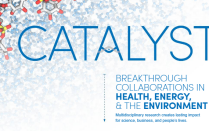 front page of the catalyst.