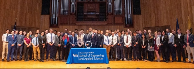 2020 Order of the Engineer Induction Ceremony - mechanical engineers.