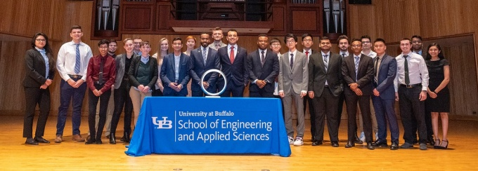 2020 Order of the Engineer Induction Ceremony - aerospace engineers.