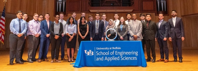 2020 Order of the Engineer Induction Ceremony - electrical engineers.