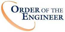 Order of the Engineer logo.