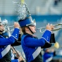 UB marching band.