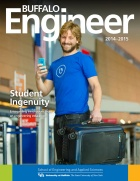Buffalo Engineer 2014-2015 Edition.