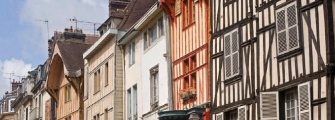 photo of troyes france.