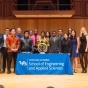 UB CBE Undergraduate students attended the Order of the Engineer Induction Ceremony