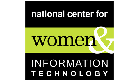 National Center for Women & Information Technology (NCWIT).