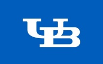 UB logo—CSRankings 1-year average.