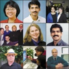 collage of CSE faculty in 1997.