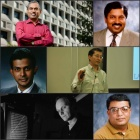 collage of CSE faculty in 1998.