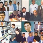 collage of CSE faculty in 2000.