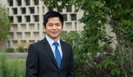 Teng Wu, assistant professor, department of civil, structural and environmental engineering