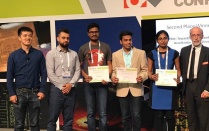 UB team of computer science and industrial engineering students took second place at ACM/IEEE design automation conference.