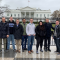AIAA students participated in Congressional Visits Day.