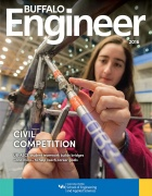 2016 Buffalo Engineer cover image