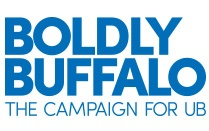 Boldly Buffalo. The Campaign for UB.